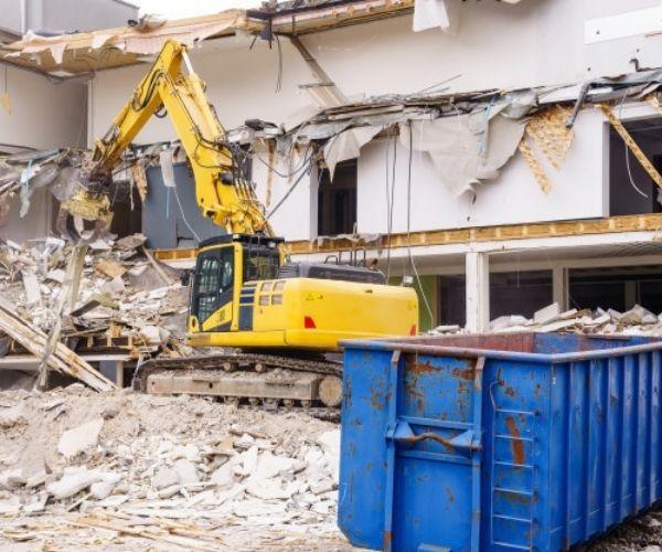 Demolition Bin Hire